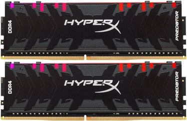 Operatiivmälu (RAM) Kingston HyperX Predator RGB HX440C19PB4K2/16 DDR4 16 GB CL19 4000 MHz