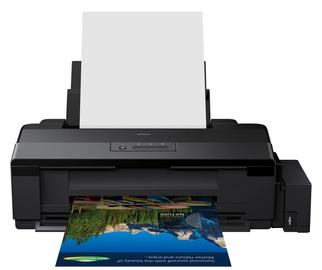 Струйный принтер Epson L1800, цветной