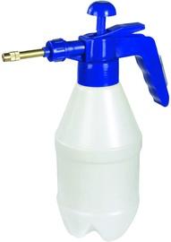SeeSa Plastic Hand Pressure Hand Pump Manual Sprayer Blue 1l