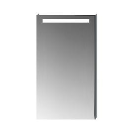 Jika Clear Mirror w/ LED Lightning 45x81cm