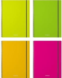 Erich Krause Neon Notepad A4 With Spiral