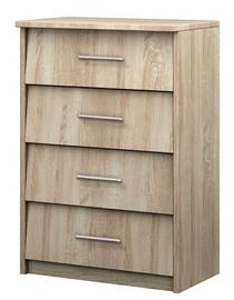 Kingariiul Idzczak Meble 1 Sonoma Oak, 600x360x860 mm