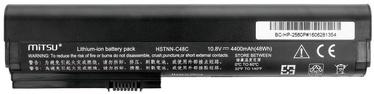 Mitsu Battery For HP 2560p/2570p 4400mAh