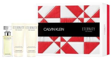 Calvin Klein Eternity 50ml EDP + 100ml Body Lotion + 100ml Shower Gel