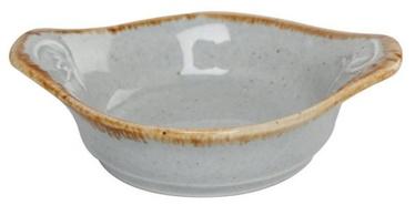 Porland Seasons Serving Plate D8cm Grey