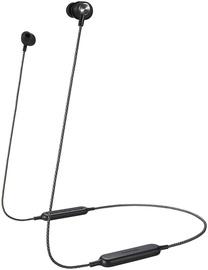 Panasonic RP-HTX20BE Bluetooth In-Ear Earphones Black