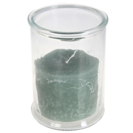 Polar Lanterns Outdoor Candle 15x21cm 100h Green