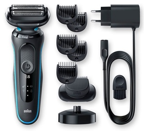 Braun Series 5 50-M4500cs Shaver Black/Mint