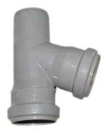 Wavin 3-Way Drain Pipe Grey 67° 40mm