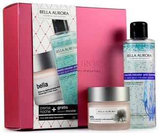 Bella Aurora Anti Dark Spot Night Cream 50ml + 200ml Anti Dark Spot Micellar Solution