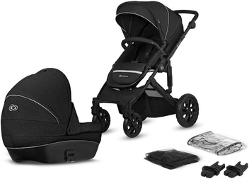 KinderKraft Prime Lite 2in1 Black