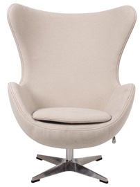 Home4you Armchair Grand Star Beige