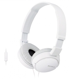 Kõrvaklapid Sony MDR-ZX110AP White