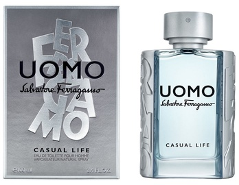 Salvatore Ferragamo Uomo Casual Life 100ml EDT