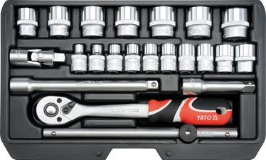 Yato YT-38561 Tool Set 3/8'' 22pcs