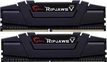 G.SKILL RipJawsV Black 32GB 3600MHz CL16 DDR4 KIT OF 2 F4-3600C16D-32GVKC