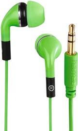 Наушники Hama Flip Green