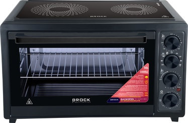 Brock Electric Oven Black TO 5002 BKI