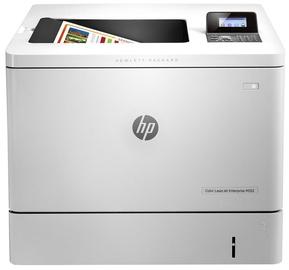 Лазерный принтер HP Enterprise M552dn, цветной