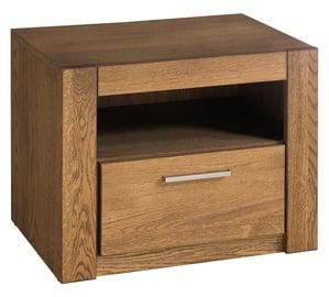 Ночной столик Szynaka Meble Velvet 79 Oak