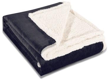 Одеяло DecoKing Teddy Black, 220x240 см