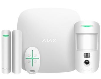 Ajax StarterKit Cam Security System White