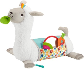 Tegevuskeskus Fisher Price Grow With Me Tummy Time Llama GHJ03