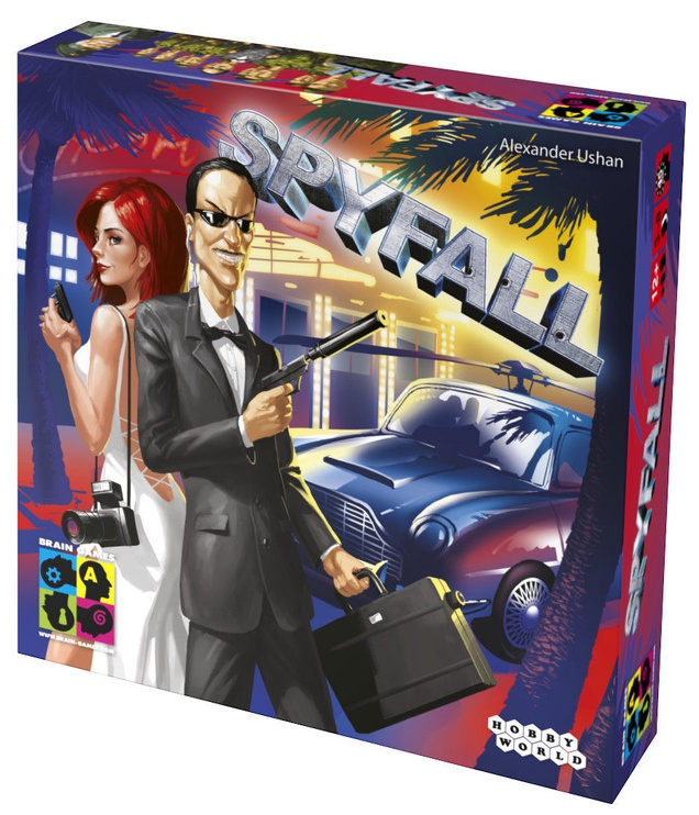 Brain Games Spyfall