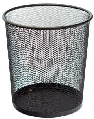 Avatar Paper Basket 15L Black Round