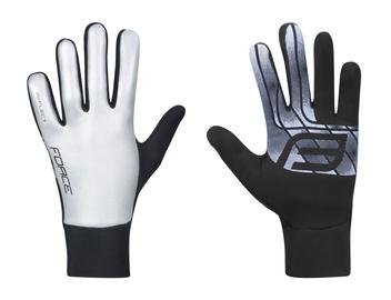 Force Reflect Full Gloves Gray S