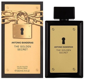 Antonio Banderas The Golden Secret 200ml EDT