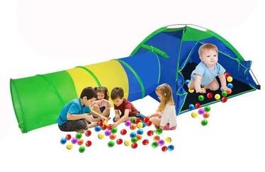 Laste mängutelk tunneliga OC102