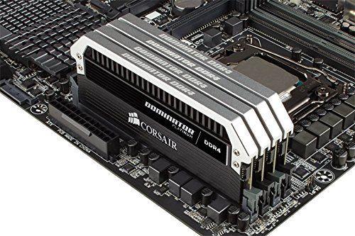 Corsair Dominator Platinum 64GB 4000MHz CL19 DDR4 w/ Fan KIT OF 8 CMD64GX4M8X4000C19
