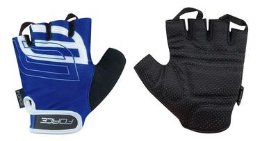 Force Sport Short Gloves Blue/Black XXL
