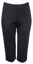 Bars Womens Trousers Black 55 M