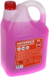 Verners Antifreeze Red 4l