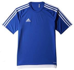 Adidas Estro 15 JR S16148 Blue White 116cm