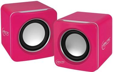 Беспроводной динамик Arctic S111 BT SPASO-SP009PK-GBA01 Pink, 4 Вт