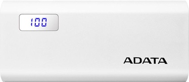 ADATA P12500D Power Bank 12500mAh White