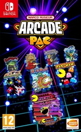 Namco Museum Arcade Pac SWITCH
