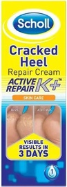 Крем для ног Scholl Cracked Heel Repair, 60 мл