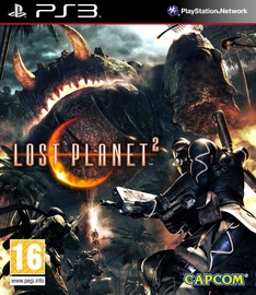 Lost Planet 2 - Unpacked PS3