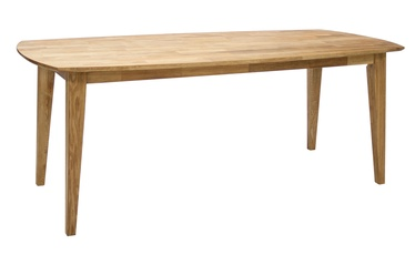 Söögilaud Home4you Retro Oak, 1900x900x750 mm