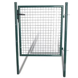 Aiavärav 1000x950/1000 mm roheline