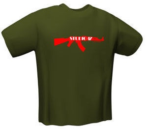 GamersWear Studio 47 T-Shirt Olive L