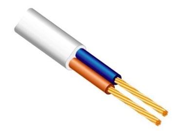 Lietkabelis BVV-PLL, 2 x 1,5 mm