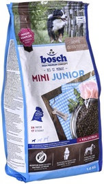 Bosch PetFood Mini Junior Dry Food w/ Poultry 1kg