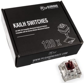 Glorious PC Gaming Race Kailh Speed Copper Switches 120pcs