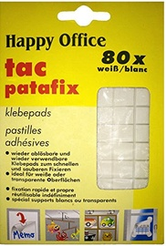Avatar Patafix White 60PCS