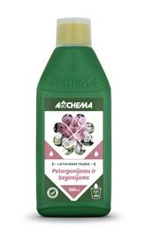 Achema Fertilizers For Geraniums And Begonias 0.5l